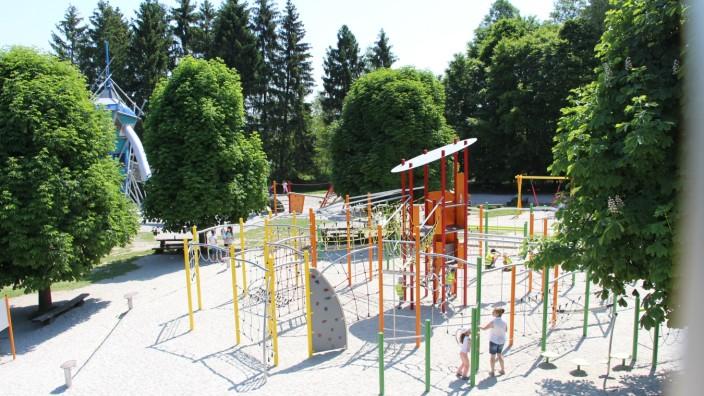 Spielplatz Haar Dianastraße