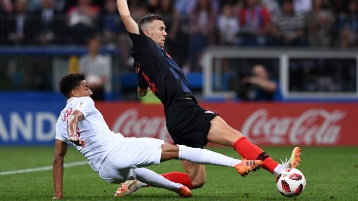 WM 2018 Kroatien England FUSSBALL WM 2018 Halbfinale Kroatien England 11 07 2018 Jesse