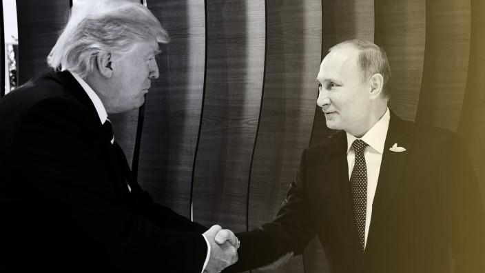 Wladimir Putin und Donald Trump