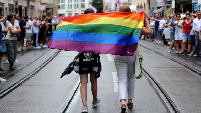 Homosexualität LGTB Christopher Street Day