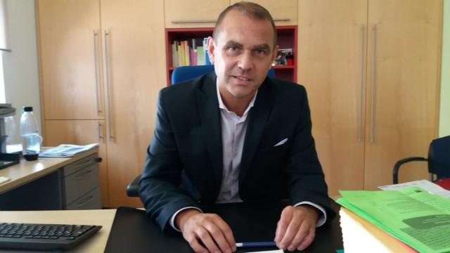 Alexander Wunderlich, CSU-Politiker und zweiter Bürgermeister der Gemeinde Neuenmarkt bei Kulmbach.