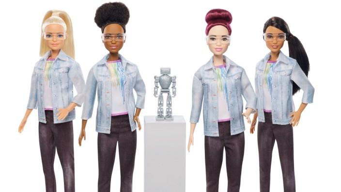Barbie Robotics Engineer