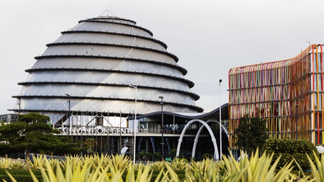 Radisson Hotel and Convention Center Kigali Rwanda Africa PUBLICATIONxINxGERxSUIxAUTxONLY Copyrig