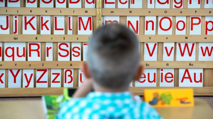 Jedes dritte Kind hat vor der Einschulung Probleme beim Sprechen