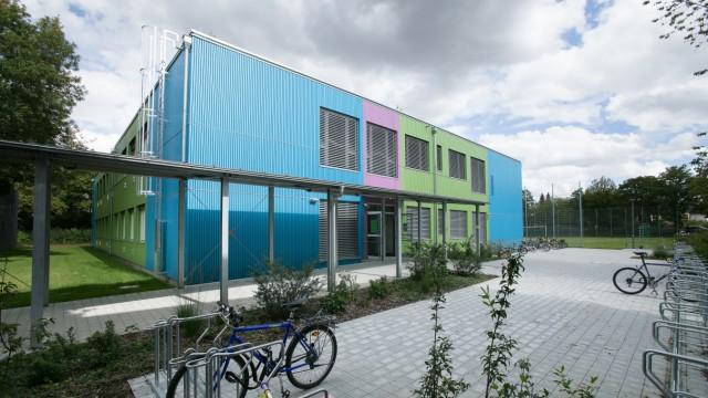 Pavillonschule in München, 2017