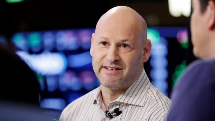 """Joseph Lubin, Co-Gründer der Blockchain """"Ethereum"""""""