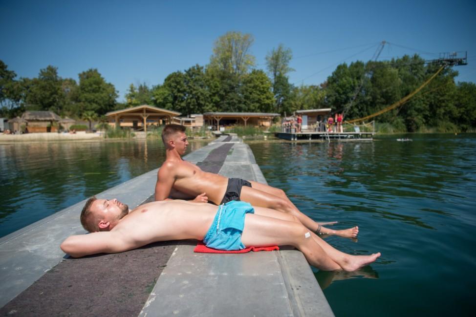 Sommer in Erfurt