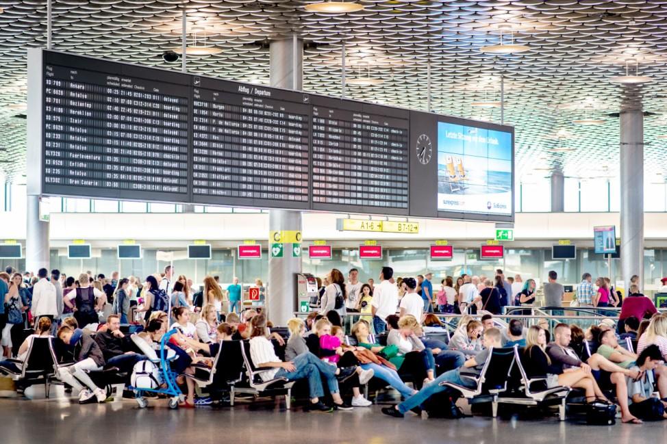 Flughafen nach Hitzeschäden wieder geöffnet