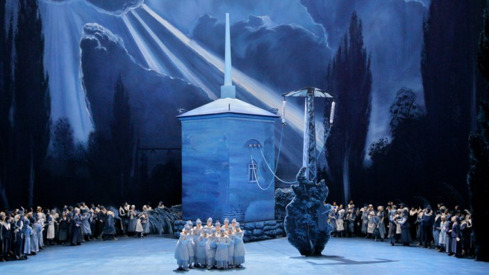 Lohengrin bei den Bayreuther Festspielen 2018