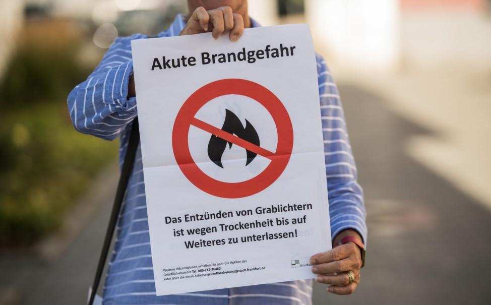 Grablichtverordnung in Frankfurt