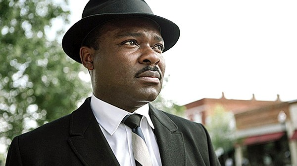 David Oyelowo als Martin Luther King.
