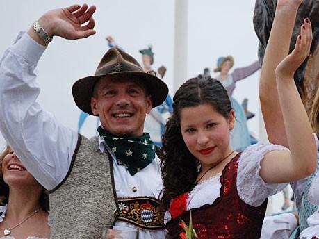 Oktoberfest 2009: Einzug der Wiesnwirte