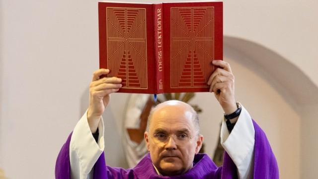 Generalvikar Dr. Peter Beer, Gottesdienst, St. Martin, Zorneding