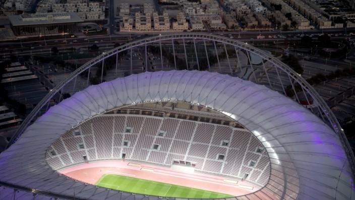 WM 2018 - Katar 2022