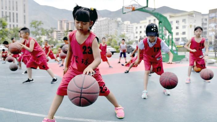 Schulferien in China