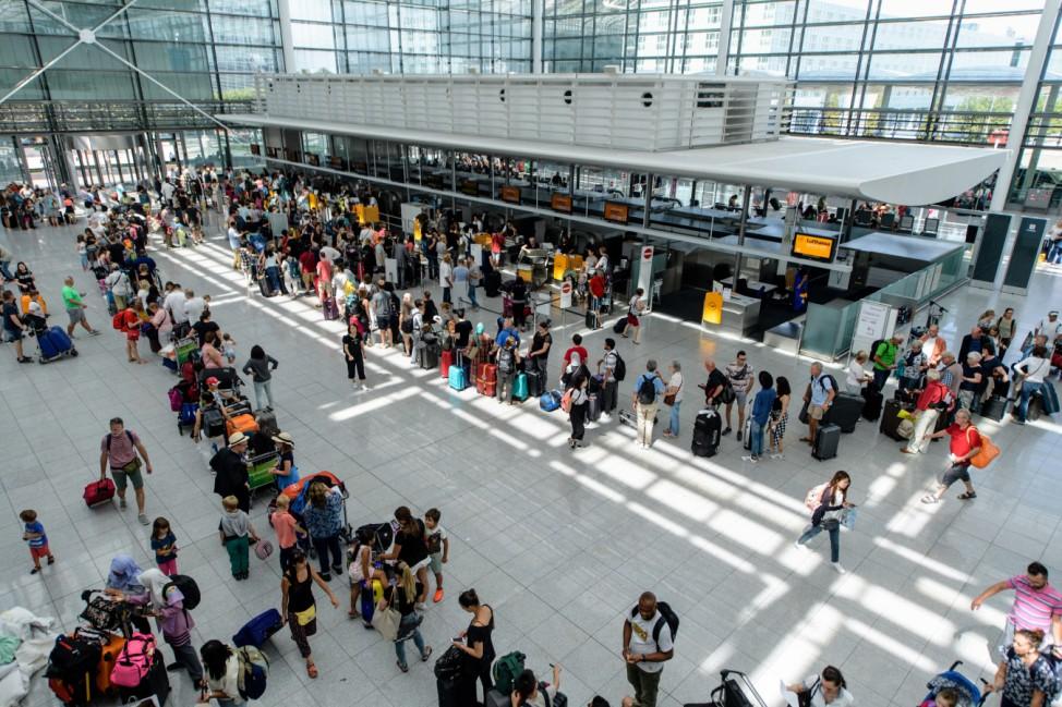 Nach Polizeieinsatz am Flughafen in München