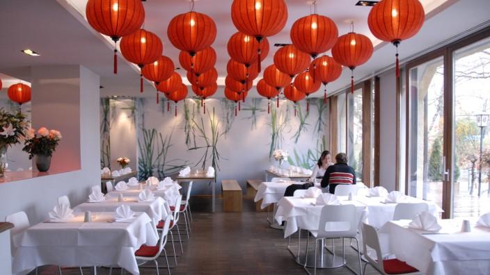 Asiatisches Restaurant in München, 2007
