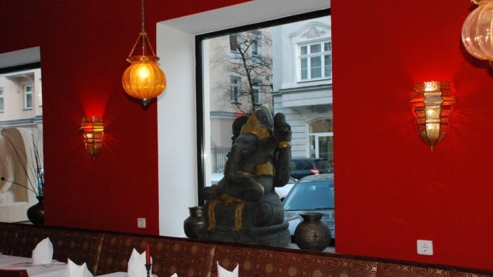 Restaurant-Test Dhaba, Belgradstr. 16, München