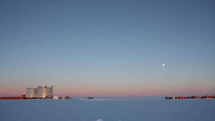Station ´Concordia in der Antarktis