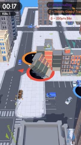Screenshot Hole.io