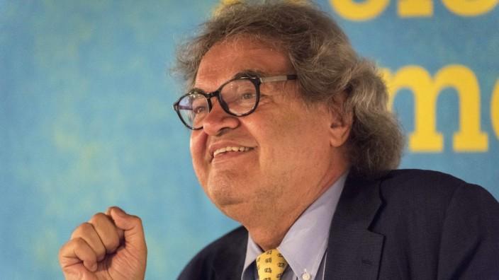 Landtagswahl in Bayern: Sollte er in den Landtag kommen, wäre er wohl der älteste Abgeordnete: Helmut Markwort, 81 Jahre alt, bekannt geworden als Gründer des Magazins Focus.