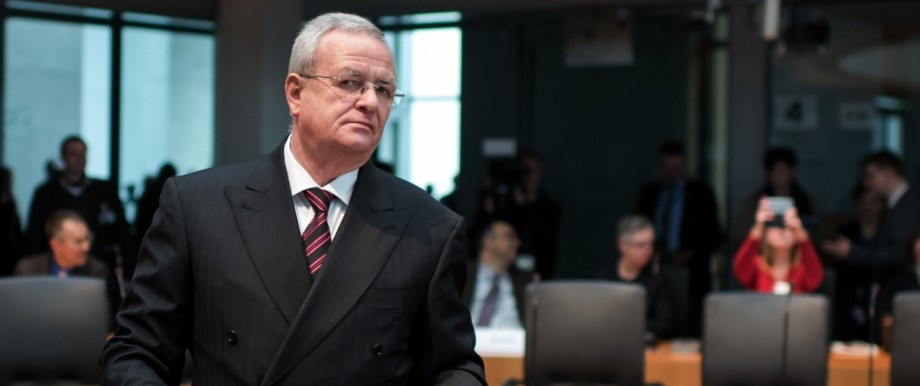 Automanager vor Abgas-Untersuchungsausschuss