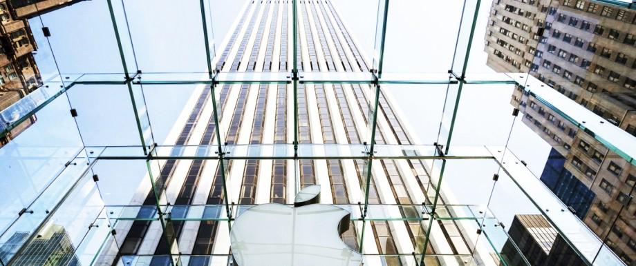 Apple Store Manhattan New York USA Nordamerika Copyright imageBROKER HarryxLaub iblhal04142323