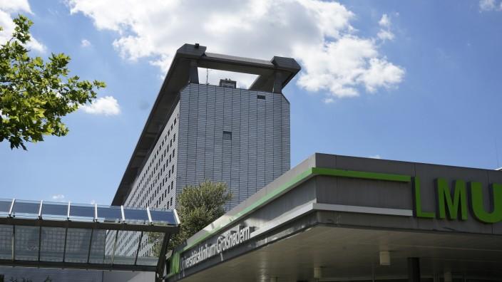 Klinikum Großhadern in München, 2017
