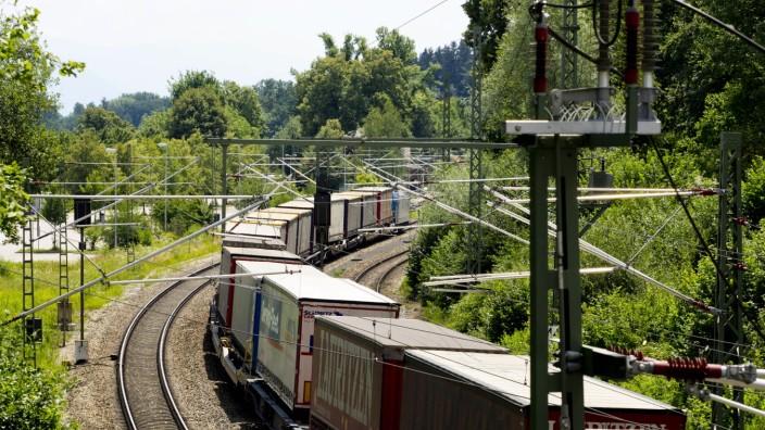 Brennerzulauf - Güterverkehr