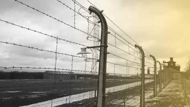 70. Jahrestag der Befreiung des KZ Buchenwald