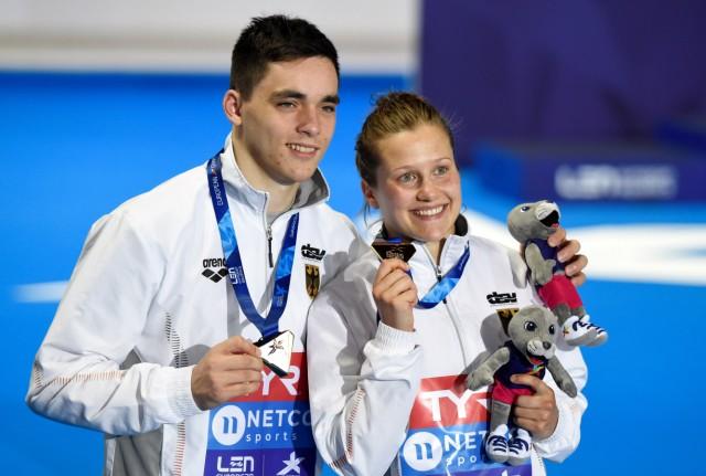 European Championships - Wasserspringen