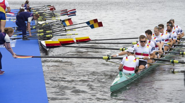 European Championships 2018 - Rudern