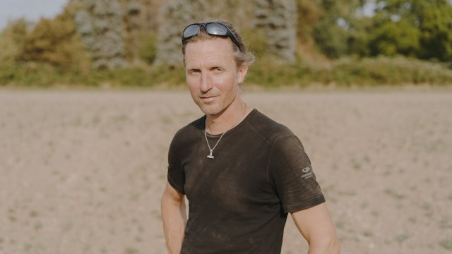 Bio Bauer Jan Wittenberg fotografiert für DIE SEITE DREI