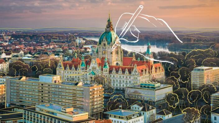 """Städtereise-Serie """"Bild einer Stadt"""": Hannover, mehr als einen Zwischenstopp wert."""