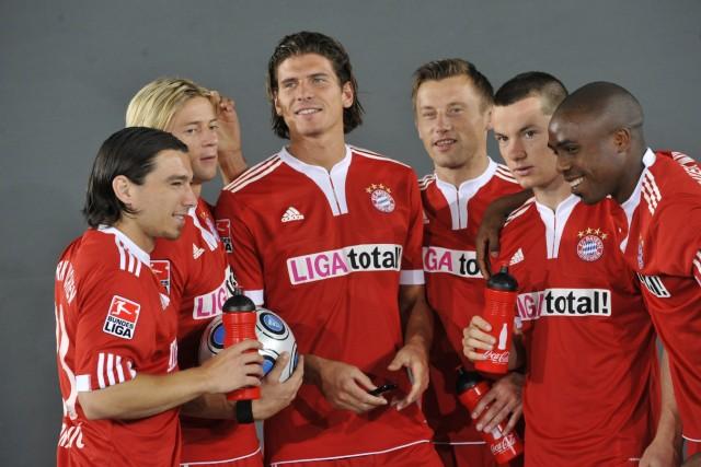 FC Bayern München - Fototermin Neuzugänge