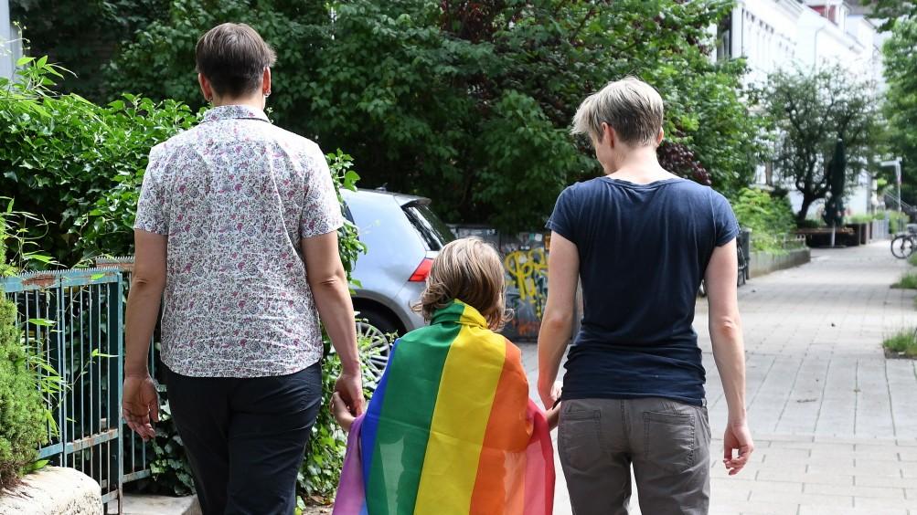 Lesbisch Pärchen Herstellung Out