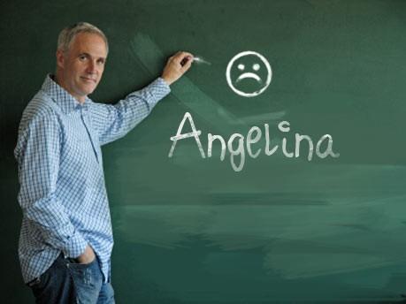 Kinder,  Vornamen, Angelina