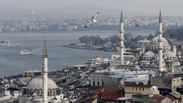MobileVerkäufer sorgen nicht nur in Istanbuls Straßen für besonderen Flair - nun auch in der Oberpfalz.