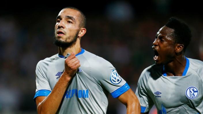 DFB Cup First Round - FC Schweinfurt 05 v Schalke 04