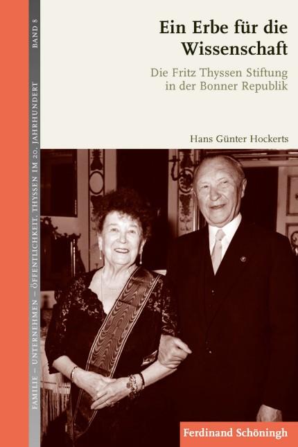 Hans Günter Hockerts: Ein Erbe für die Wissenschaft