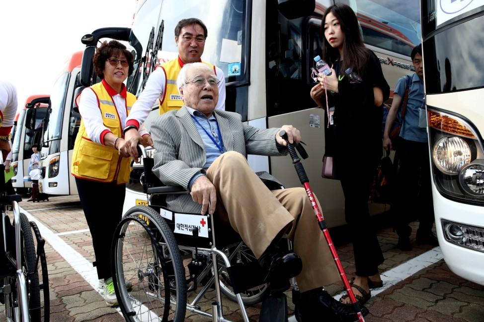 Koreans Prepare For Rare Family Reunion Decades Since The War