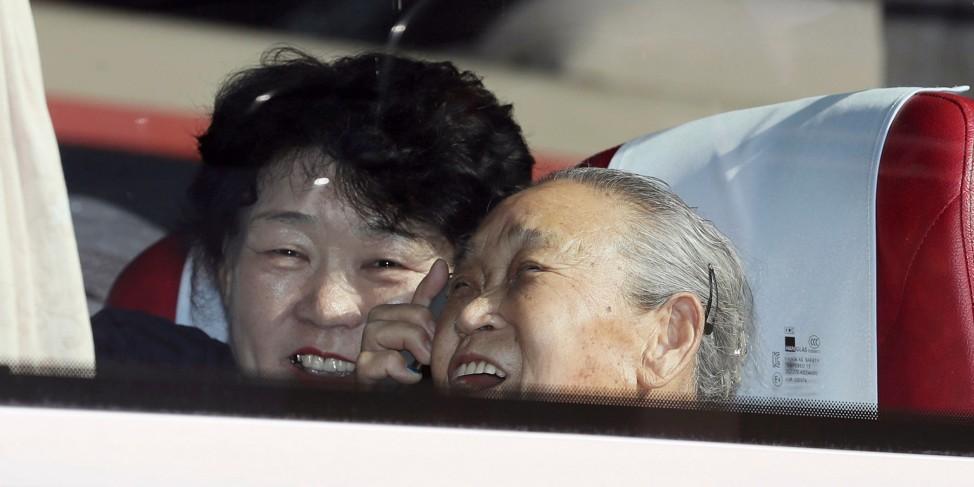 Süd- und Nordkorea organisieren treffen getrennter Familien