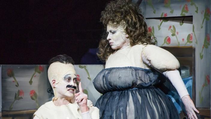 Premiere 'Macbeth' beim Kunstfest Weimar