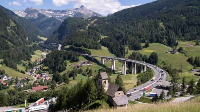 Brenner in Südtirol - Gries