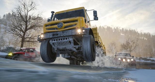 Screenshot Gamescom 2018 Forza Horizon 4