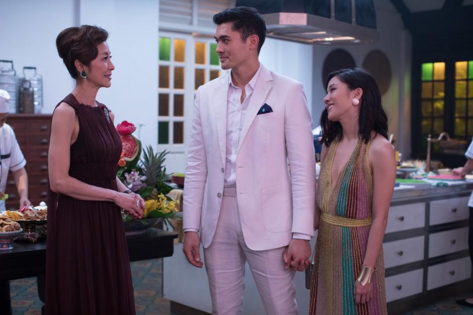 Kinofilm 'Crazy Rich Asians'