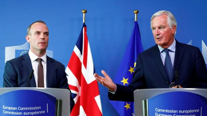 Brexit Großbritannien EU No Deal