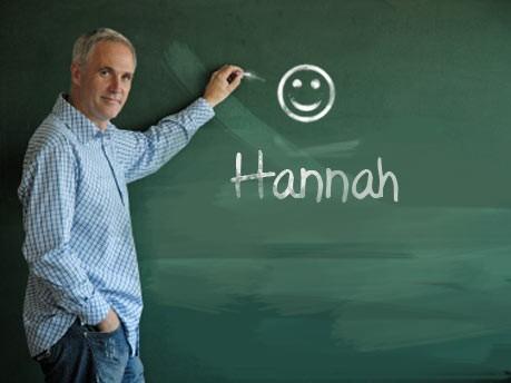 Kinder,  Vornamen, Hannah