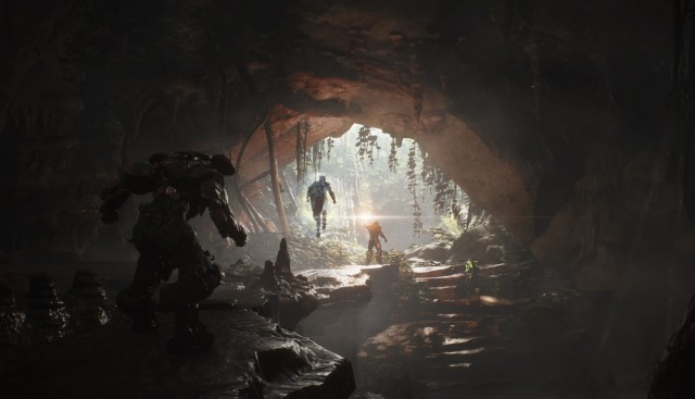 Screenshot Anthem Gamescom