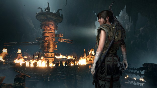 Screenshot Shadow of the Tomb Raider